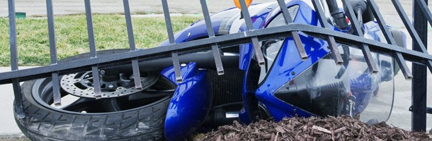 Motorcycle recovery service