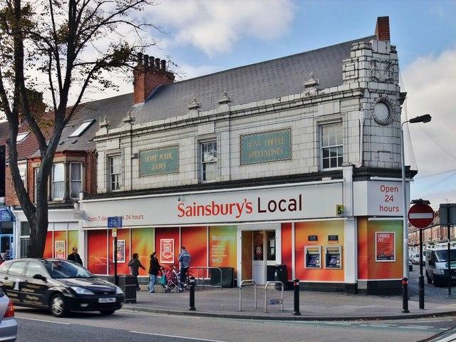 Sainsbury's, Princes Avenue, Hull - 2008 - 2014