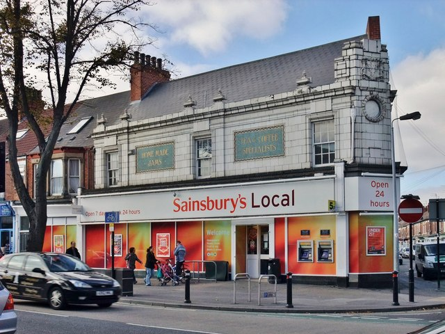 Sainsbury's, Princes Avenue, Hull - 2008 - 2014
