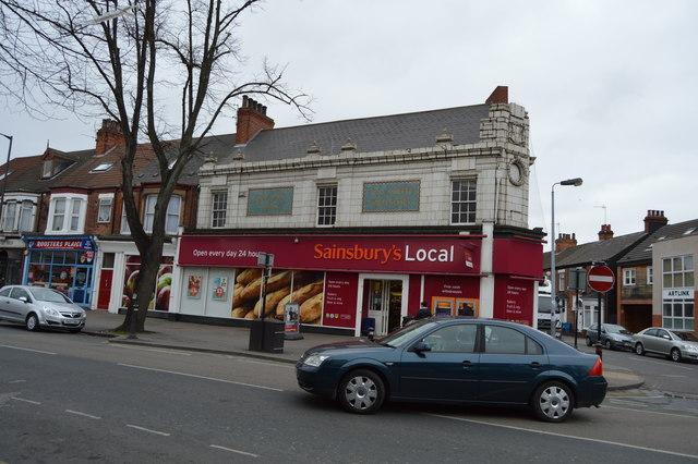 Sainsbury's, Princes Avenue, Hull - 2014 to present day