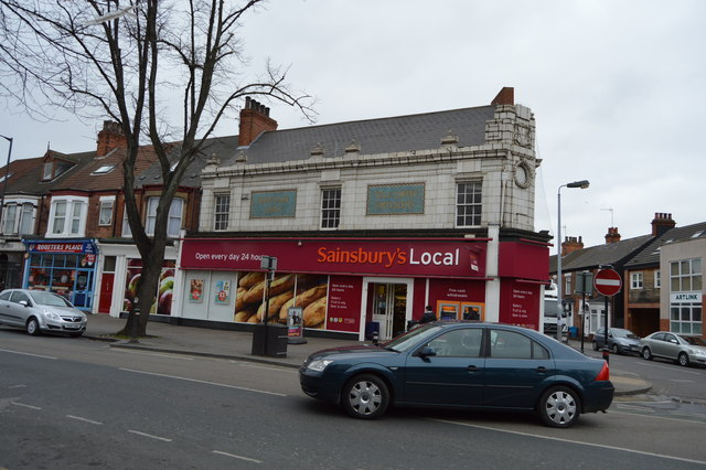 Sainsbury's, Princes Avenue, Hull - 2014 to present day