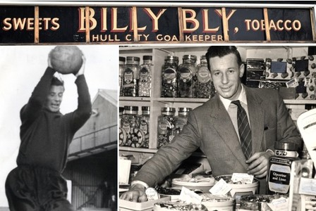 Billy Bly's Sweetshop