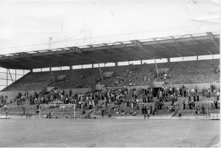 Boothferry Park Football Ground - Hull