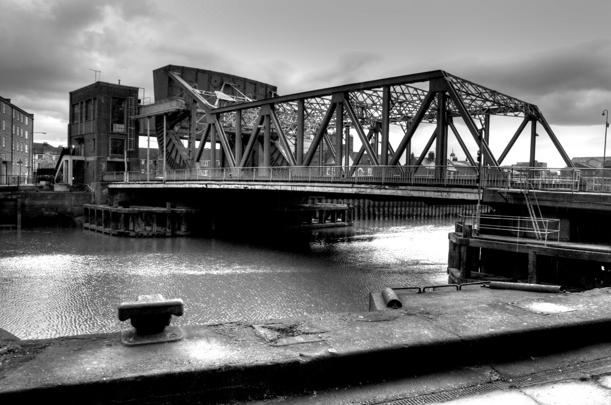 Drypool Bridge - Hull