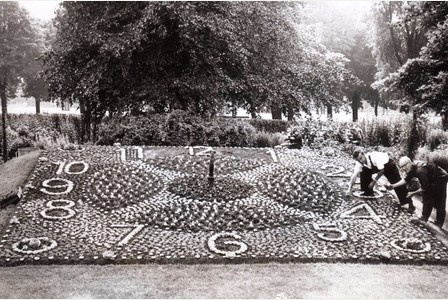 East Park Floral Clock - Hull