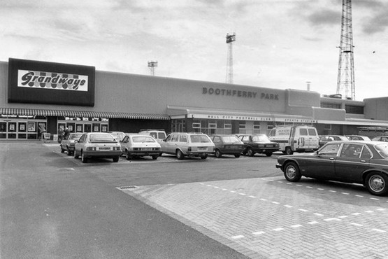 Grandways, Boothferry Park, Boothferry Road, Hull