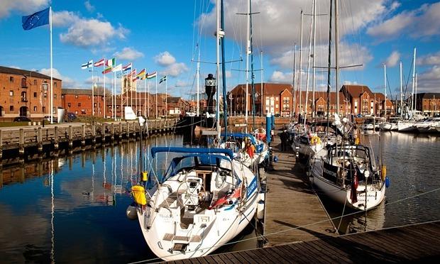 Marina - Hull