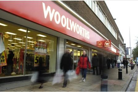 Woolworths, Hull 2008