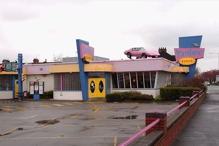 Yankee Burger - Hessle Road, Hull, 20005