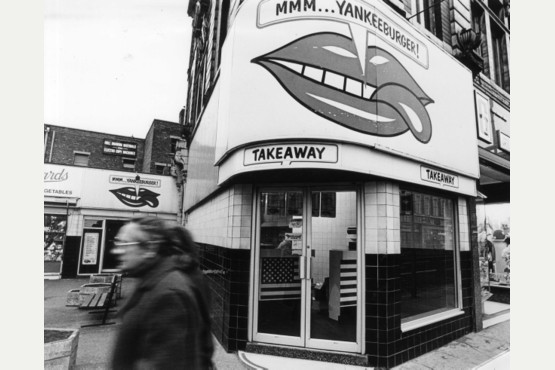 Yankee Burger, Hull - Iconic Photos of Hull